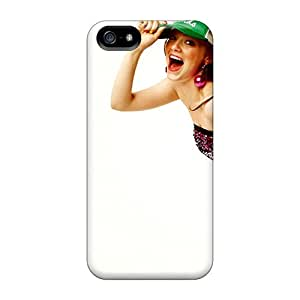 Tpu OTBOX Shockproof Scratcheproof Emma Stone Hard Case Cover For Iphone 5/5s