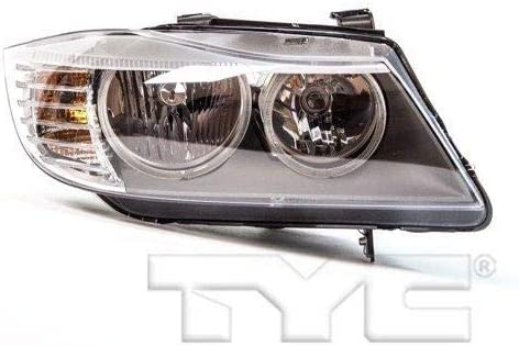 Amazon Com Go Parts For 2009 2011 Bmw 328i Front Headlight Assembly Housing Lens Cover Right Passenger 63 11 7 202 578 Bm2519123 Replacement 2010 Automotive