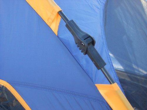 & Genji Sports Instant Push Up Beach Tent Sun Shelter