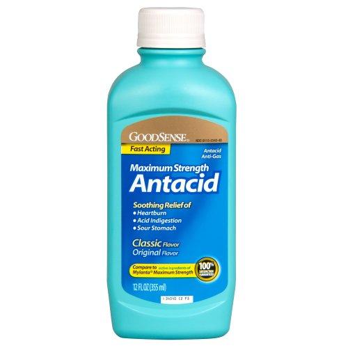 12 Antacids - 1
