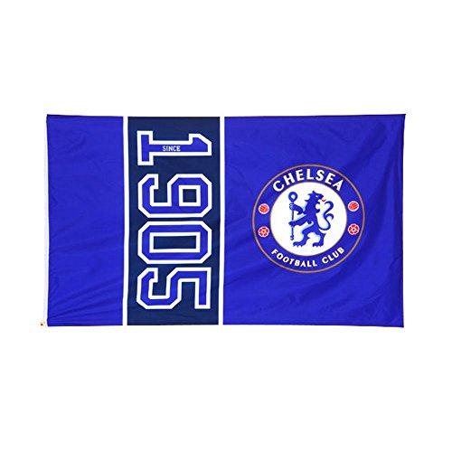 Chelsea Fc Flag (Chelsea F.c. Flag Sn Official Merchandise)