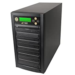 DVD Duplicator built-in 24X Burner (1 to...