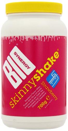 Bio-Synergy Skinny Protein Shake, Strawberry, 700 Grams