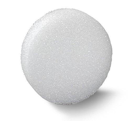 FloraCraft Styrofoam Disc 0.9 Inch x 15.8 Inch White
