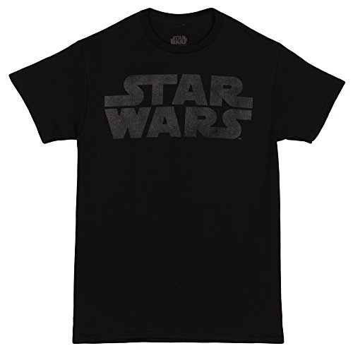 Star Wars-Simplest Logo T-Shirt Size (Star Wars Shirts)