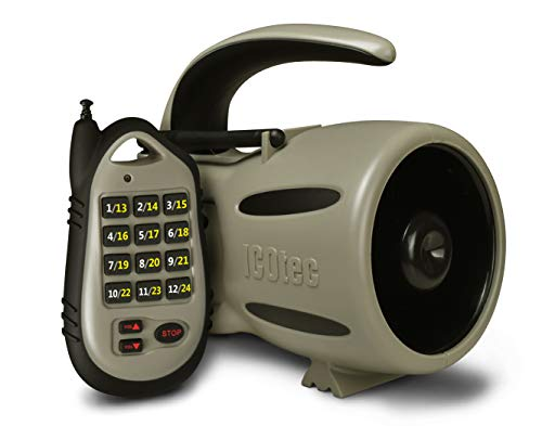 ICOtec GC350 Programmable Game Call - 24 Professional Sounds Included