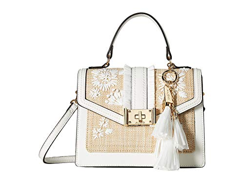ALDO Women's Oluniel White One Size (Handbags White Aldo)