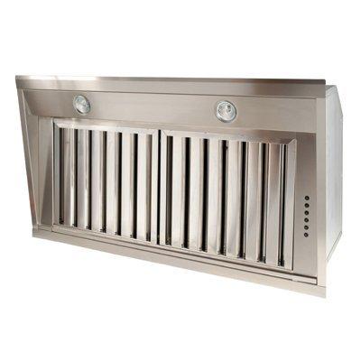 Omega Npsut90870M 960 Cfm Ventilator - Stainless Steel