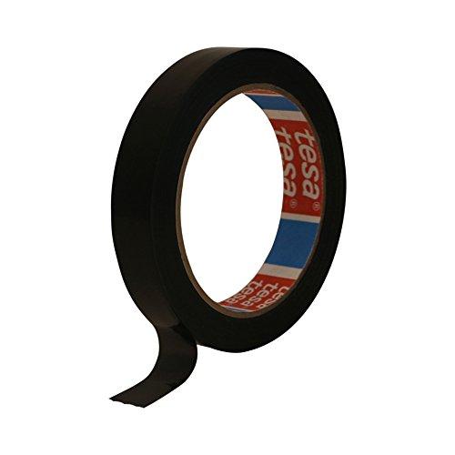 tesa 4090 Tensilized Polypropylene Strapping Tape: 3/4 in. x 60 yds. (Black)