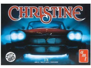 AMT 1 25 Scale Christine 1958 Plymouth Fury Model Kit