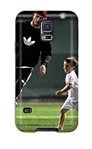 New NXTfbnd12738vgGNX David Beckham Soccer Skin Case Cover Shatterproof Case For Galaxy S5