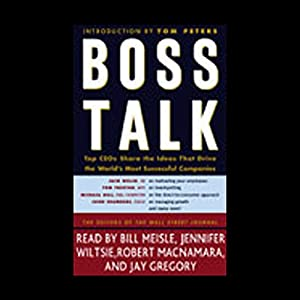 Boss Talk Audiobook
