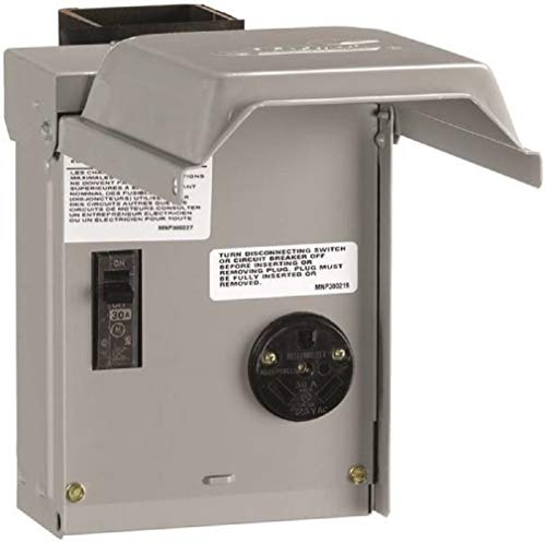Power Outlet 30amp R32u Con Pk