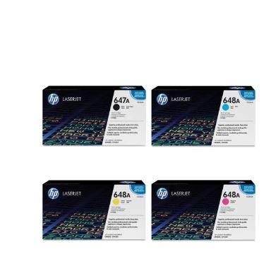 Toner for HP CP4025 CP4525 647A/648A CE260A CE261A CE262A CE263A BCYM Toner Cartridge Full Set