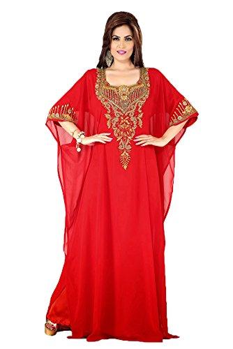 PalasFashion arabe longue robe caftan KKPF17126 femmes