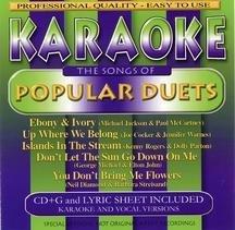 Music Karaoke Duets (Karaoke: Popular Duets)