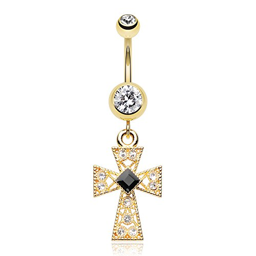 Iron Cross Button - 4