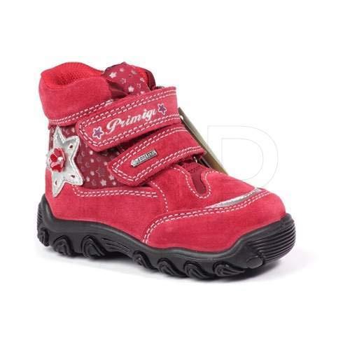 ,red,20 EU Toddler 4-4.5 M US Toddler Primigi Akira-E Winter Boot