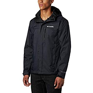 Columbia Pouring Adventure, Veste Imperméable Homme