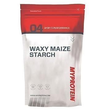 Amazon.com: MyProtein Waxy almidón de maíz, sin sabor, bolsa ...