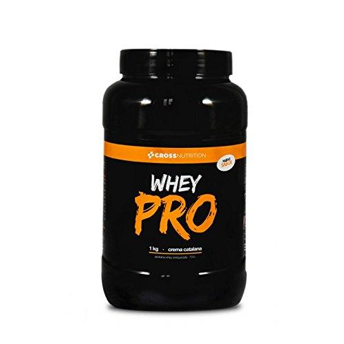 Proteína Whey Pro pure - Cross Nutrition - 90% de aislado y concentrado de proteína de suero de leche. 1Kg: Amazon.es: Alimentación y bebidas