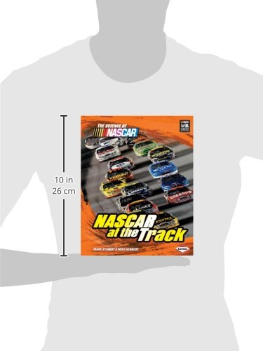 NASCAR at the Track (The Science of Nascar) by Brand: Lerner Publications (Image #1)