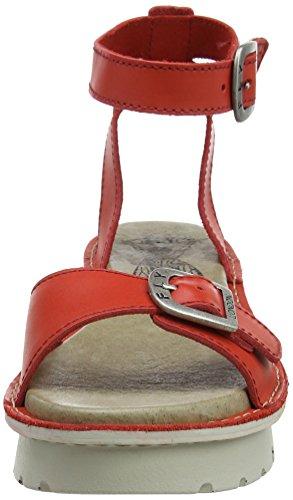 Fly London Women KYRA457FLY Sandals Red (Scarlet 003) 1jNviQ19lt