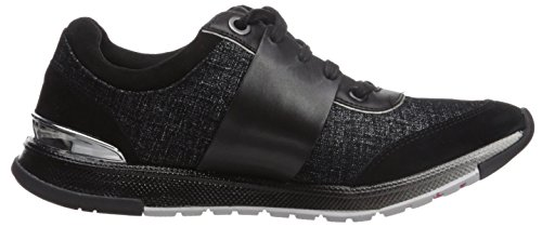 with Sneaker Petals Blair Jogger Women's Foot Cushionology Fashion Multi Black q704Xgxw