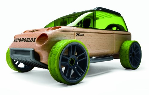 Automoblox X9X Sport Utility Green by Automoblox