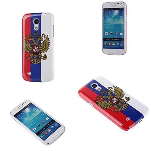 Russe Drapeau pour Samsung Galaxy S3S3Mini S4S4Mini S5iPhone 5housse coque case Drapeau Russia