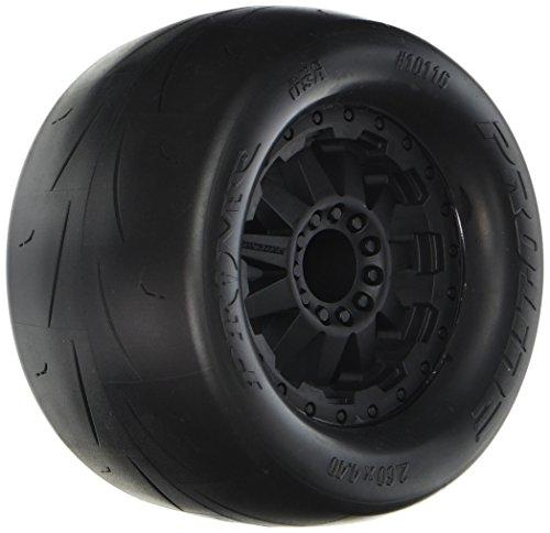 PROLINE 1011614 Prime 2.8 Wheels (2 Piece), - Tires Mounted Monster