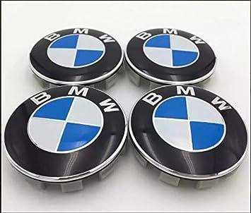 Tapacubos Llanta de Aluminio, Tapa Centro llanta, BMW Serie: 1 2 3 4