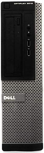 DELL OPTIPLEX 3010 SFF Desktop Computer,Intel Core I5-3470 up to 3.6G,8G DDR3,500G,DVD,WiFi,HDMI,VGA,BT 4.0,Win10Pro64(Renewed)-Multi-Language Support English/Spanish