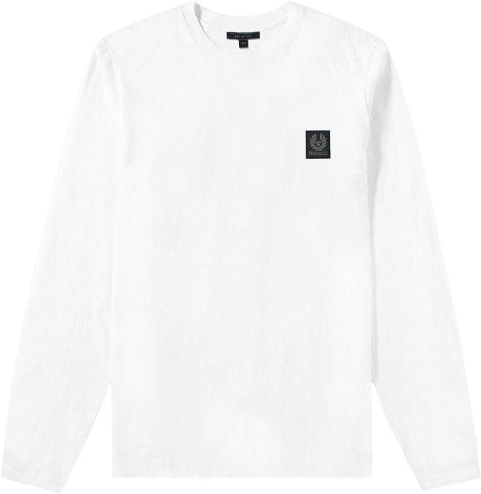 Belstaff Camiseta de Manga Larga trenham