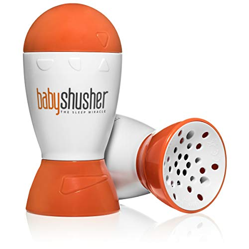 Baby Shusher For Babies - Sleep Miracle Soother Sound Machine For New Parents from Baby Shusher