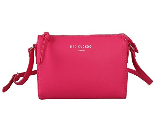 London Cross Designer Body London Red Bag Red Pink Cuckoo Cuckoo Designer Hot fgARwO5qq