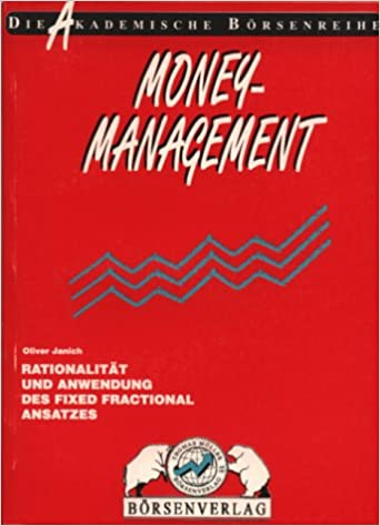 Money Management Rationalitat Und Anwendung Des Fixed