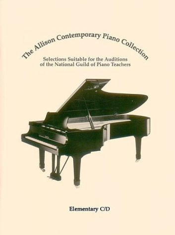The Allison Contemporary Piano Collection: Elementary C/D ()