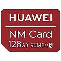 MANYUWU Huawei NM Card 64G 128G 256G 90MB/S Nano Memory Card Mirco SD Card Compact Flash Card (128G)