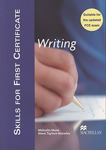 Skills for First Certificate Writing: Student's Book