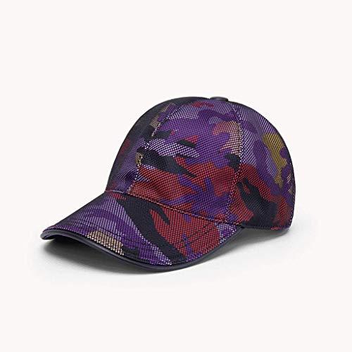 SLH メンズ夏ハイグレードカラフルハット野球帽子愛好家日保護ファッションハット