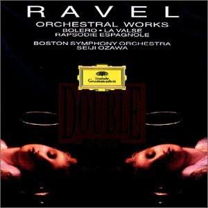 Ravel: Orchestral Works by Deutsche Grammophon