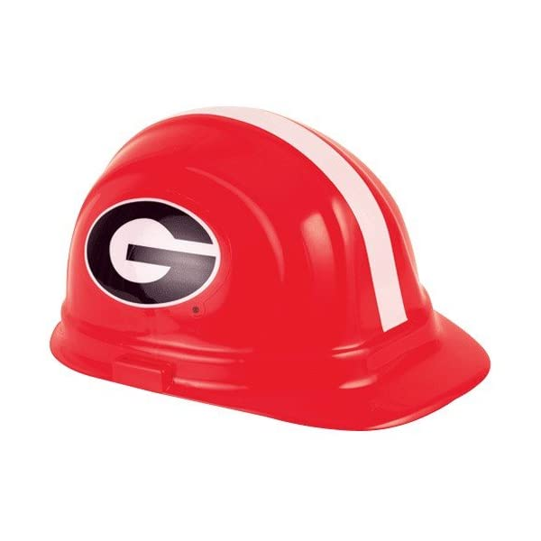 WinCraft NCAA University of Georgia Packaged Hard Hat 1