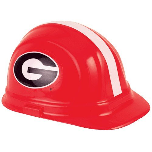 WinCraft NCAA University of Georgia Packaged Hard Hat 1