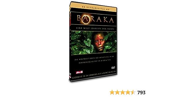 Baraka [Special Edition] [2 DVDs] [Alemania]: Amazon.es ...
