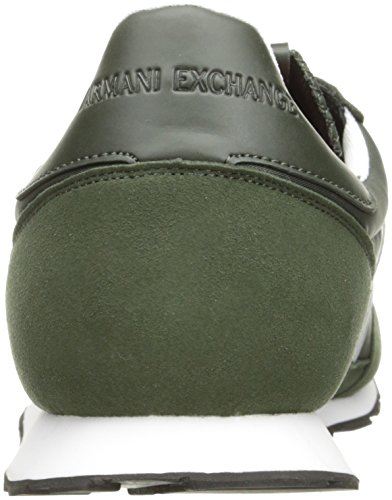 Moss Exchange Armani Fashion Dark Men Retro X Sneaker A Sneaker Running SvfxBqU