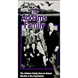 The Addams Family - The Addams Family Goes to School - Morticia & the Psychiatrist