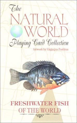 Freshwater Fish (Natural World Playing Card Collection)
