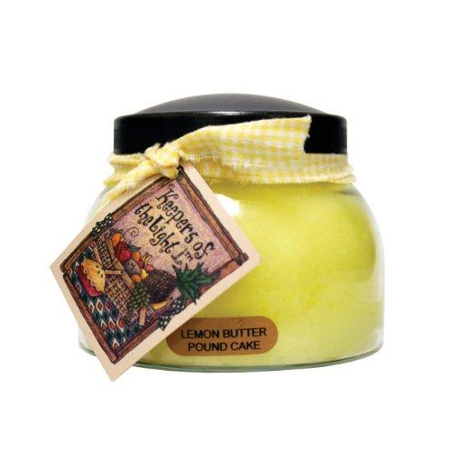 A Cheerful Giver A Lemon Butter Pound Cake 22 oz. Mama Jar C