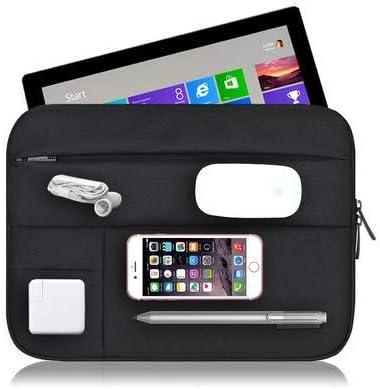 Color : Black, Size : 14 inch Wuyou Laptop Cases Laptop Bag Computer Bag Waterproof Liner Bag 13//14//15.6 Inch Portable Sleeve Briefcase